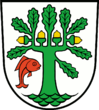 Coat of arms of Oranienburg