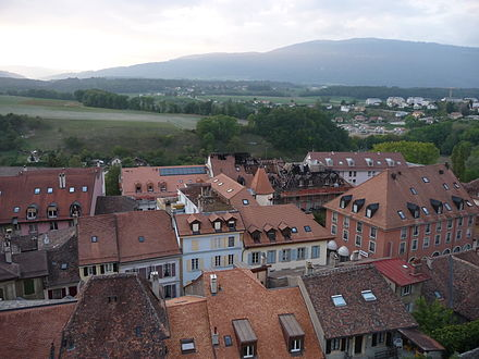 Part of the old city of Orbe Orbe 11.JPG