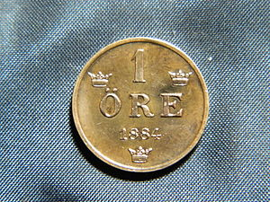 Öre - Image: Ore 1884