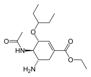 Oseltamivir – Wikipedia
