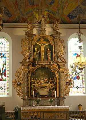 Oslo Cathedral - Altar