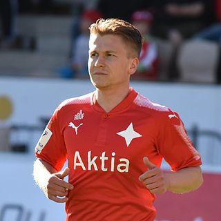 Otto-Pekka Jurvainen Finnish footballer