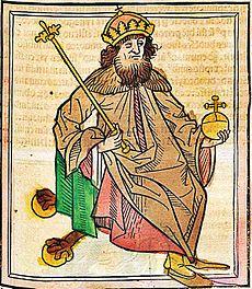 A Thuróczi-krónika ábrázolása