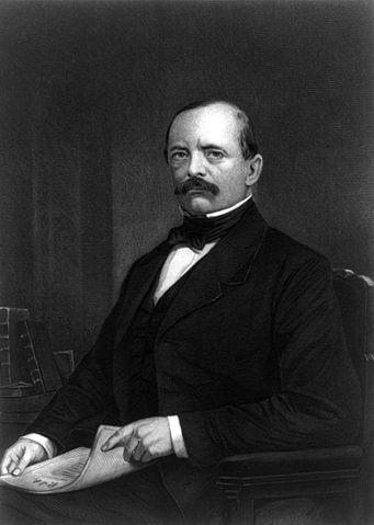 Бисмарк, 1873 год