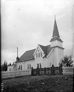 Pålkems kyrka 1928.jpg