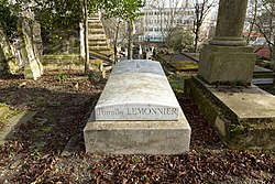 Tomb of Lemonnier