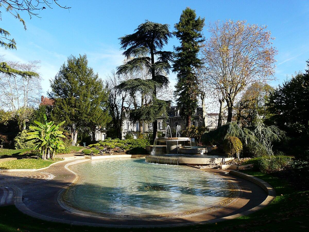 Jardin des ar nes de p rigueux wikip dia for Jardin 42