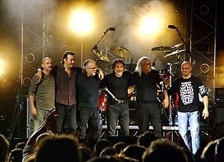 Premiata Forneria Marconi Italian band