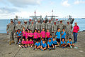 PRNG's Landing Craft citizen-soldiers welcome Vieques preschoolers 140123-A-SM948-565.jpg