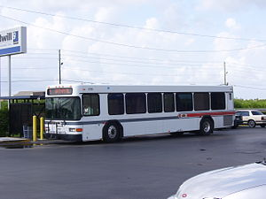 Pinellas Suncoast Transit Authority - Image: PSTA 2110