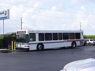 Pinellas Suncoast Transit Authority - Image: PSTA 2110