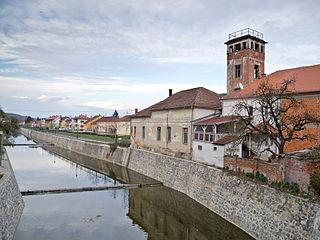 Pakrac Town in Požega-Slavonia, Croatia