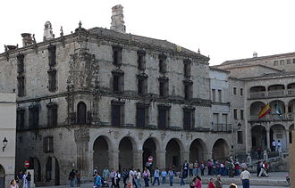 Palace of the Conquest, Trujillo, Spain Palacio de la Conquista.jpg