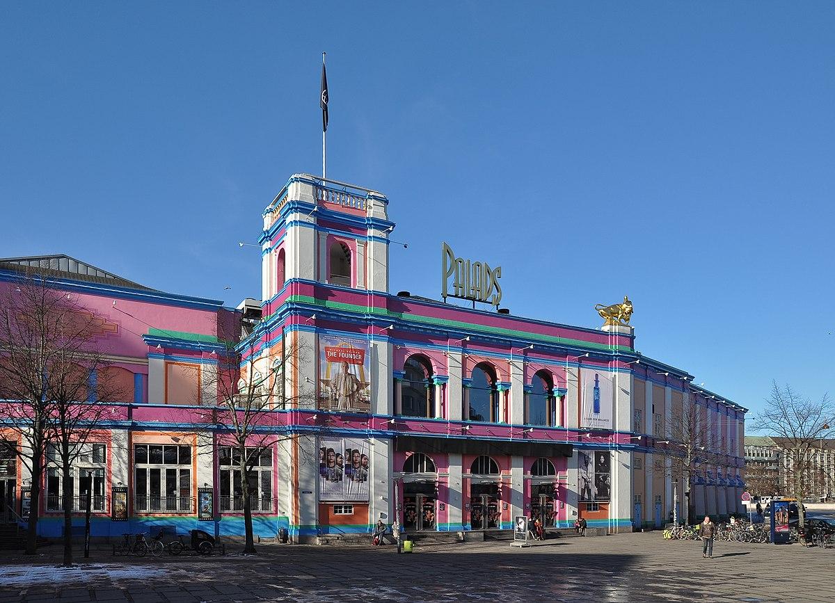 Palads Teatret Wikipedia