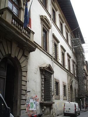 Palazzo Rinuccini - The Palazzo Rinuccini (2008)