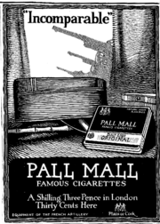 graphic relating to Pall Mall Printable Coupons named Pall Shopping mall (cigarette) - Wikipedia