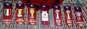 Pallacanestro Virtus Roma - Banners of Virtus Roma