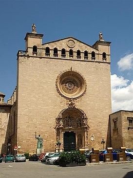 Convento de san francisco palma de mallorca wikipedia - Muebles baratos palma de mallorca ...