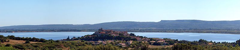 Panorama of Bages