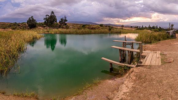 Panorama ensamblado del desierto de los posos azules.jpg