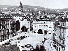 Zypressenstrasse  Zurich Hotel In Der Nahe