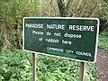 Paradise Nature Reserve - geograph.org.uk - 1049506.jpg