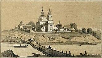 Demidov, Smolensk Oblast - Porechye in 1858