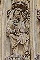 Paris - Cathédrale Notre-Dame - Portail du Jugement Dernier - PA00086250 - 075.jpg