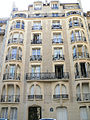 Paris 16 - Immeubles Agar - 10 rue Agar -1.JPG