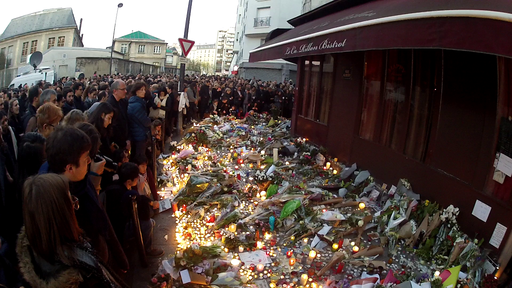 Paris Aftermath of the November 2015 Paris attacks