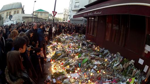 Paris Aftermath of the November 2015 Paris attacks