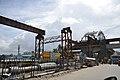 Park Circus-Parama Flyover under Construction - Railway Overbridge 4 - Park Circus - Kolkata 2015-07-23 0840.JPG
