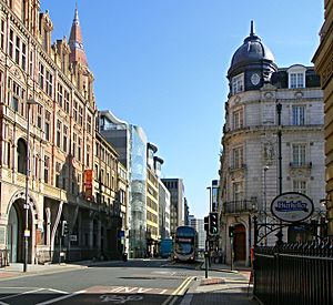 Park Row - Leeds