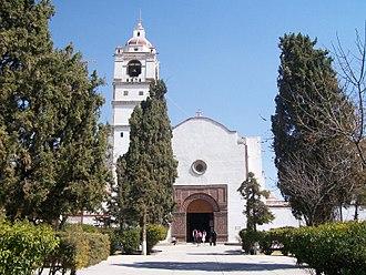 Tequixquiac - Church of Saint James Apostle in Tequixquiac
