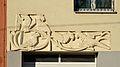 Parrot relief, Krichbaumgasse 10, Vienna.jpg