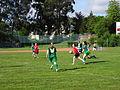 Partido Estrela Vermelha FG-Pontevedra FG Torneo Ibérico de Fútbol Gaélico 2015 A Coruña 5.JPG