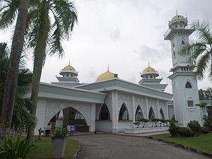 Pasir Gudang Jamek Mosque - Image: Pasir Gudang Jamek Mosque