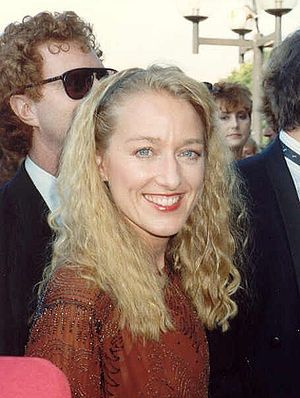 Patricia Wettig - Wettig at the 41st Emmy Awards in September 1989