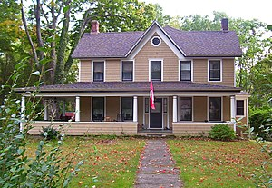 Patrick Piggot House - House in 2007