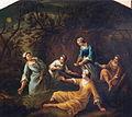 Paul-Joseph Delcloche, Paysage avec femmes dans une barque.jpg