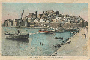 Peniscola port (1930).jpeg