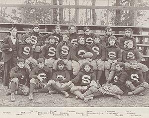 1894 Penn State Nittany Lions football team - Image: Penn State Football 1894