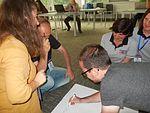 People at Wikimedia CEE Meeting 2016 1, ArmAg (14).jpg