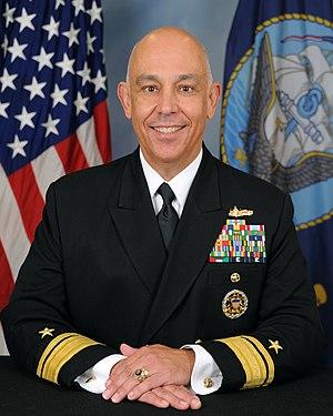 Samuel Perez Jr. - Rear Admiral Samuel Perez