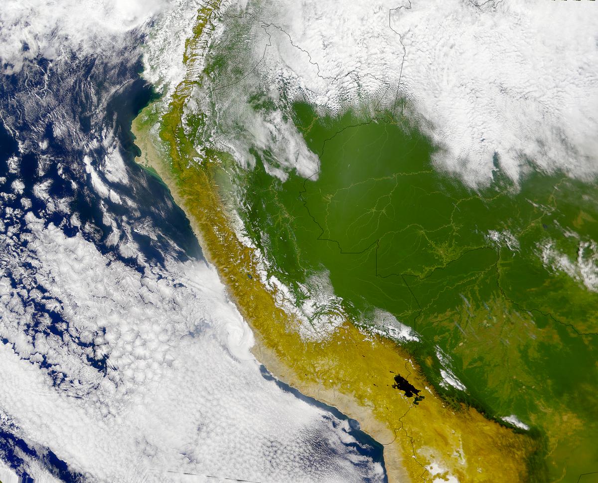 Resultado de imagen para factores de la diversidad de climas en el peru
