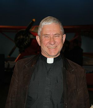 Peter Beck (priest) - Beck in 2011