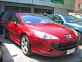 Peugeot 407 Coupe 3.0 2007 (14353147343).jpg