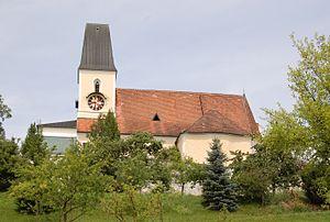 Walding - Image: Pfarrkirche Walding II