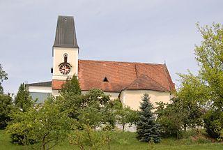 Walding Place in Upper Austria, Austria