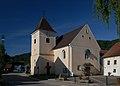 Pfarrkirche hl Margarethe, Krumau am Kamp.jpg